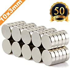 Pack of 24 60 x 10 x 3 mm DIY and Office Magnets Scientific Building Craft NBZXSYMAG Powerful Neodymium Bar Magnets,Strong Permanent Rare Earth Magnets for Fridge