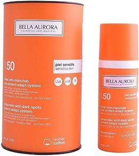 Bella Aurora Solar Anti-Manchas Para Piel Sensible SPF 50+