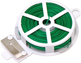 VIMOA Garden Twine164Feet Twist Ties with Cutterfor Plants, Vines and Wrapping Cords