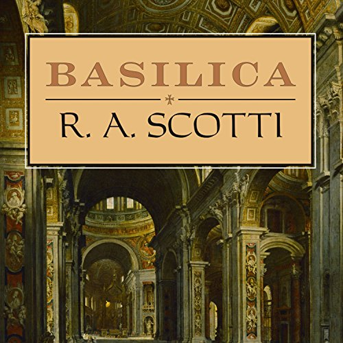 Basilica audiobook cover art