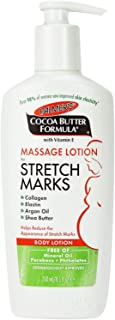 Palmer's Cocoa Butter Formula Massage Lotion For Stretch Marks with Vitamin E and Shea Butter Women Body Lotion, 8.5 Ounce...