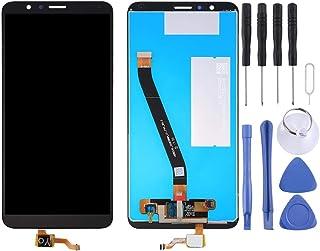 مجموعة كاملة من شاشة LCD ومحول رقمي لهاتف Huawei Honor 7X من HAWEEL