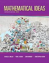 Mathematical Ideas (13th Edition) - Standalone book