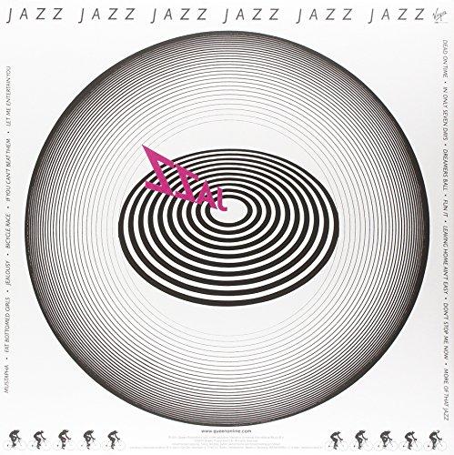 Queen – Jazz (Limited Black Vinyl) [Vinyl LP] - 2
