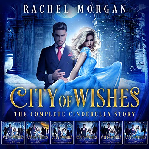 City of Wishes audiobook cover art