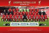 empireposter 751119, Liverpool FC Fußball - Team Photo