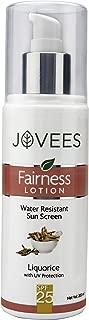 Jovees Water Resistant SPF-25 Sun Screen Fairness Lotion, 200ml