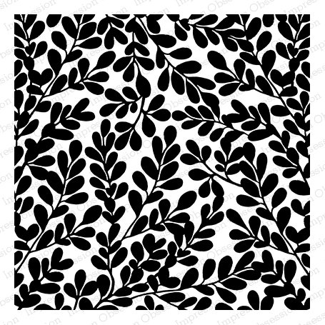 Boxwood Cover-a-Card Unmounted Cling Rubber Stamp (CC258)