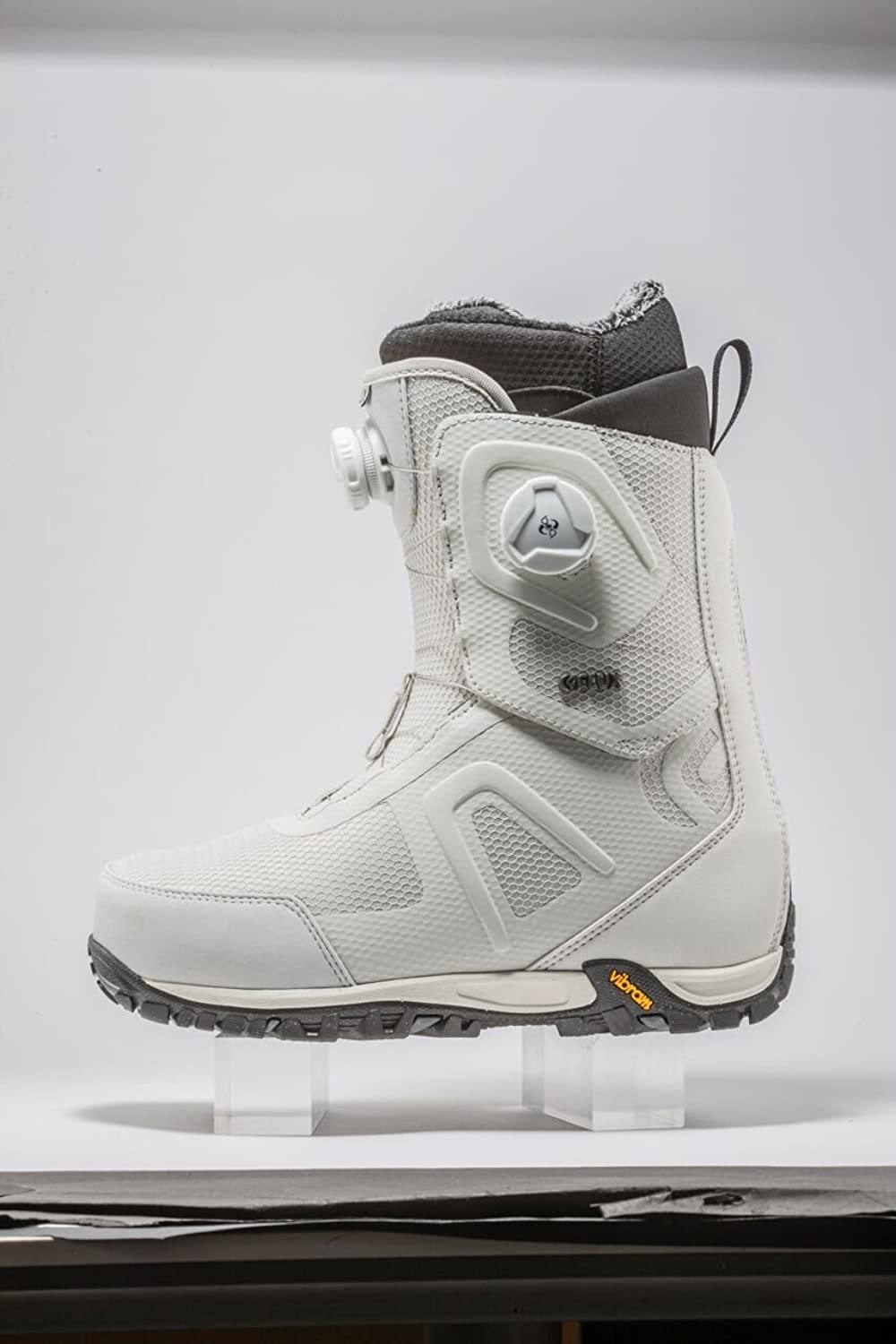 Flux 2018 19 Snowboard Boots Size White, 7.5