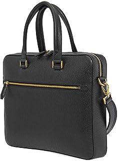 Salvatore Ferragamo Revival 3.0 Briefcase Black One Size