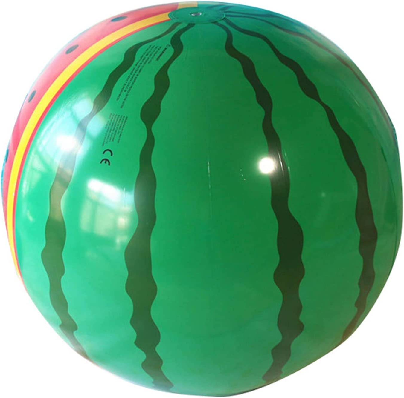 Wallfire Watermelon Direct Challenge the lowest price of Japan sale of manufacturer Beach Ball Activity Outdoor Summer Bal