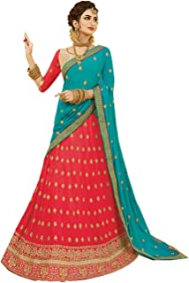 Indian Women Designer Partywear Ethnic Traditional Lehenga Choli.