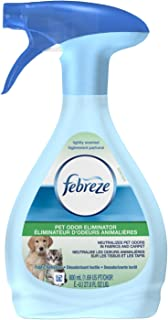 Febreze Fabric Refresher, Pet Odor Eliminator, 27 oz-2 Pack