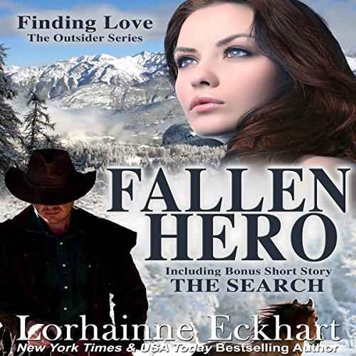 Fallen Hero (The Outsider Series, Book 2) cover art