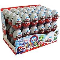 Kinder Surprise - Huevo de Chocolate - 20g - Paquete de 72