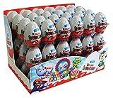 Kinder Sorpresa Cioccolato Egg 20g - Confezione 72