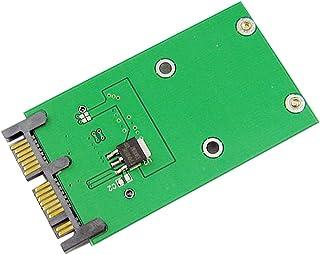 CY Adapter auf Platine, Mini PCI E mSATA SSD auf 1,8 Zoll (4,6 cm)Micro SATA 7+ 9 = 16 Pin, PCBA, für SSD Festplatte