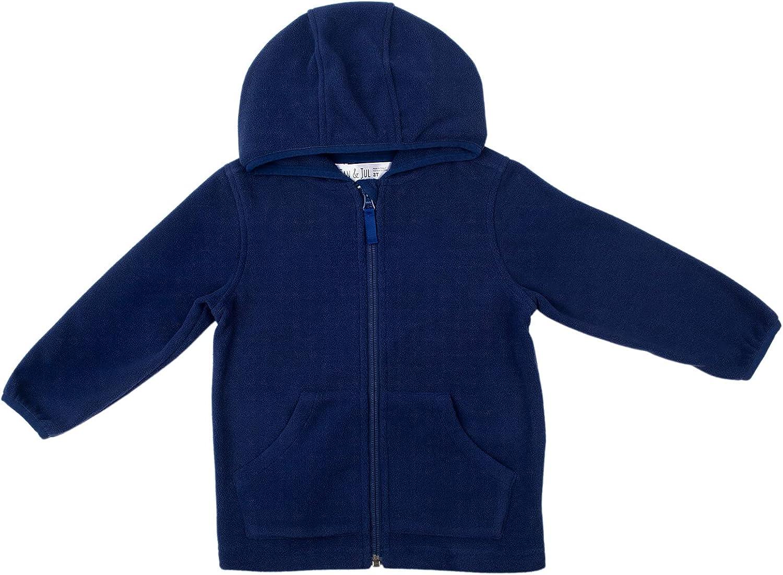 Jan & Jul Toddler Boys Girls Fleece Jacket