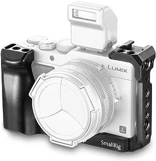 SmallRig Panasonic Lumix LX100用ケージ-2198