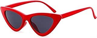 JUDOO Clout Goggles Cat Eye Sunglasses Vintage Mod Style Retro Kurt Cobain Sunglasses