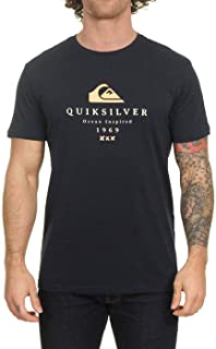 Quiksilver First Fire tee M Camiseta Hombre
