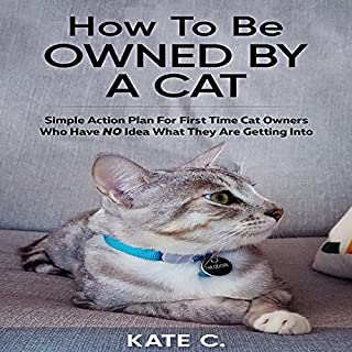 How to Be Owned by a Cat audiobook cover art
