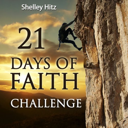 21 Days of Faith Challenge audiobook cover art
