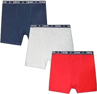 2ff1d7ebb13a Amazon.com: IZOD - Boxer Briefs / Underwear: Clothing, Shoes & Jewelry
