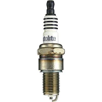 Autolite AR52-4PK High Performance Racing Non-Resistor Spark Plug, Pack of 4