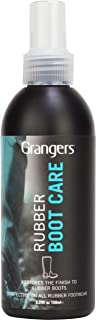 Grangers Rubber Boot Care & Cleaner / 5oz Spray/Made in England