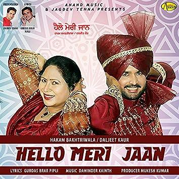Hello Meri Jaan (feat. Daljeet Kaur)