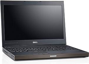 Dell Precision M4700 15.6 Inch Mobile Workstation Business Laptop, Intel Quad Core i7-3720QM up to 3.60GHz, 8G DDR3, DVD, WiFi, VGA, HDMI, Win 10 Pro 64 Bit Multi-Language(Renewed)