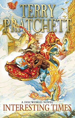 Interesting Times: (Discworld Novel 17) (Discworld Novels)