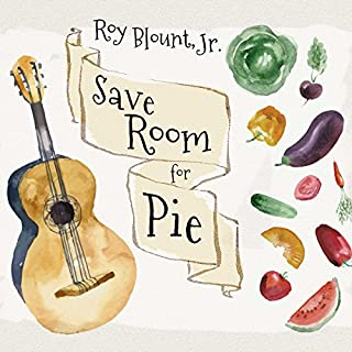 Save Room for Pie audiobook cover art