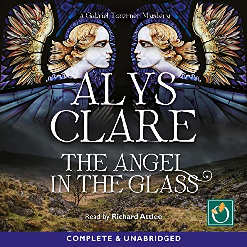The Angel in the Glass cover art