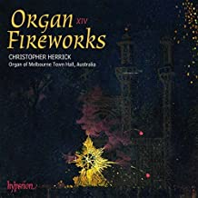 Various: Organ Fireworks 14 (Aida Grand March/ Fanfares and Dances/ Piece Heroique) by Christopher Herrick (2010-10-12)