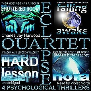 Eclipse Quartet: 4 Psychological Thrillers cover art
