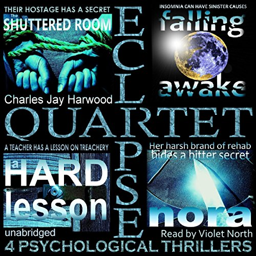 Eclipse Quartet: 4 Psychological Thrillers cover art
