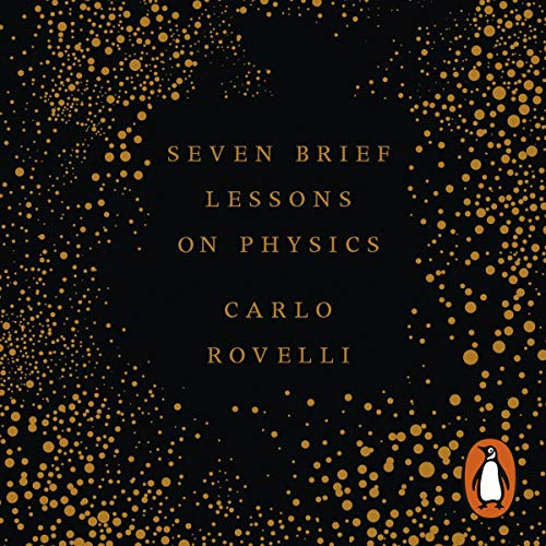 Couverture de Seven Brief Lessons on Physics