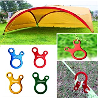quick tent knot hook