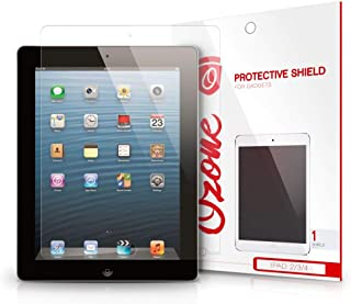 OZONE Crystal Clear HD Screen Protector Scratch Guard for Apple iPad 2 3 4