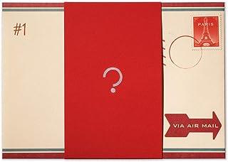 謎解きゲームキット ミステリーレターシリーズ 世界は謎に満ちている vol.2 僕が旅に出る理由
