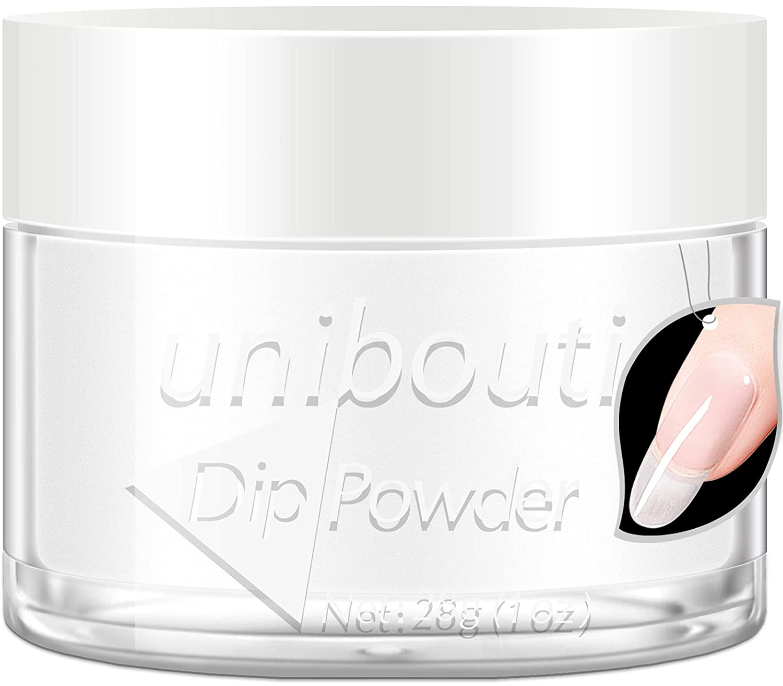 Clear Ranking TOP9 Acrylic Dip Powder Nail Regular store Colors in UNIBOUTI Formula 2 1 Di
