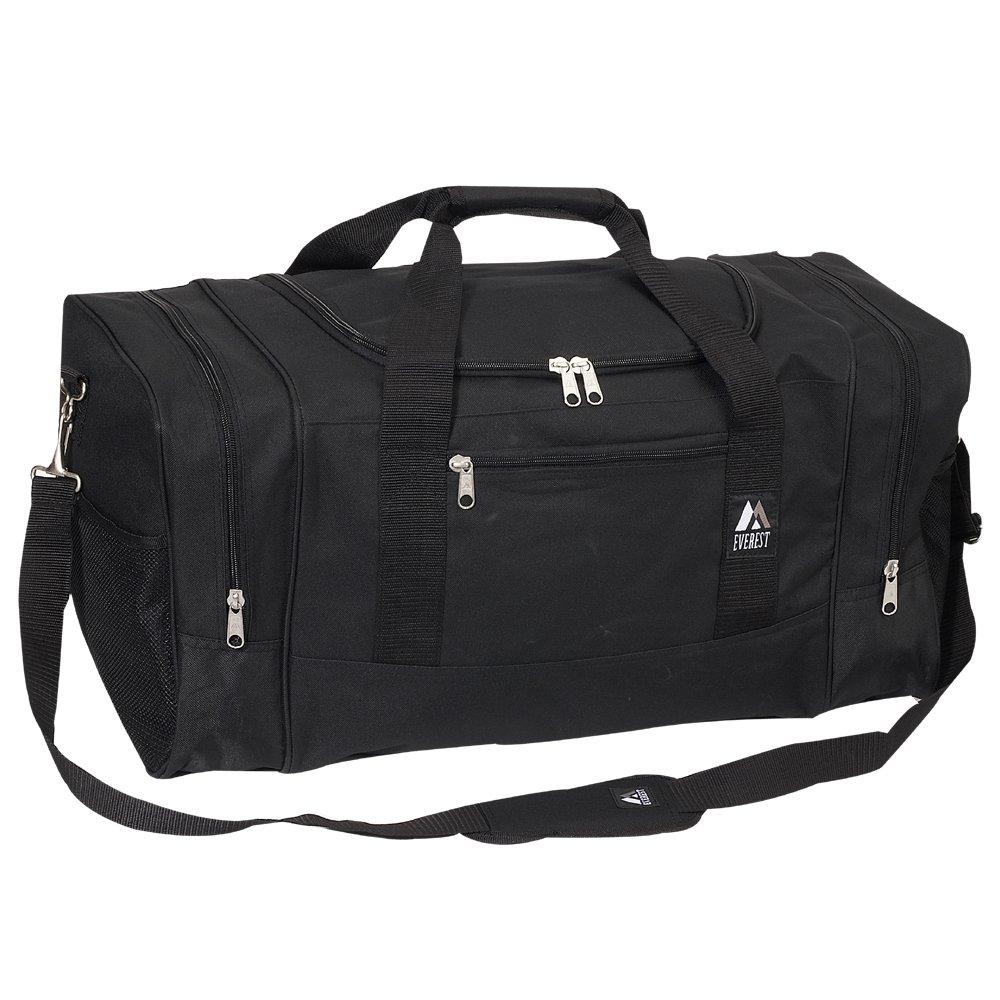 Everest 行李运动装备袋 - 大号 黑色 均码