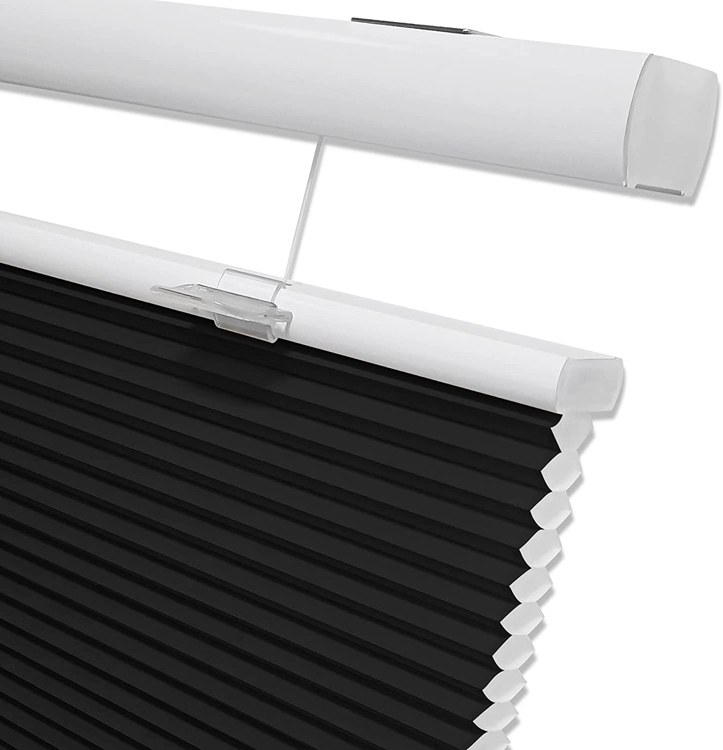 Keego Light Filtering Top Spring new work Down cheap Bottom Shades Window Cordless Up