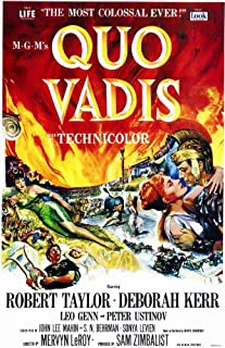 Best quo vadis movie poster Reviews