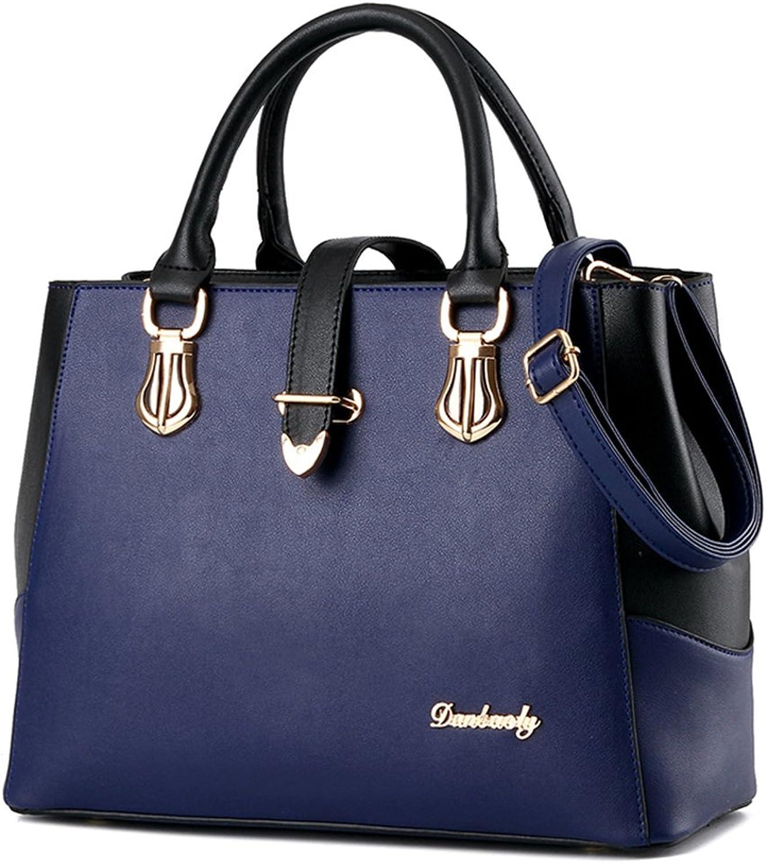 Kaichen Ladies PU Leather Handbag with Shoulder Strap