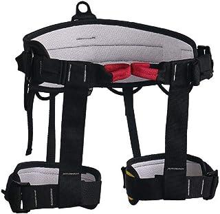 HPDOE Arnes Escalada, Kit de protección contra caídas del cinturón de Seguridad para montañismo, demolición, Rescate con Fuego, Trabajos aéreos, Cuesta Abajo.