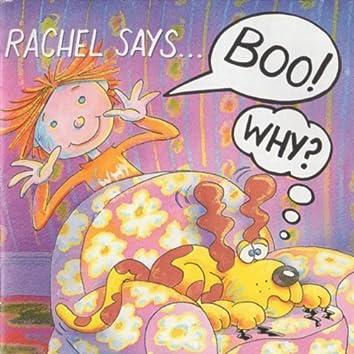 Rachel Says Boo! (1994)