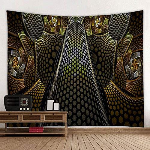 hylzs Böhmische Mandala Blumenmuster Wandbehang Test Tapisserie Hauptdekoration kann Strandtuch Yoga-Matte Schal-6_150x130cm Machen